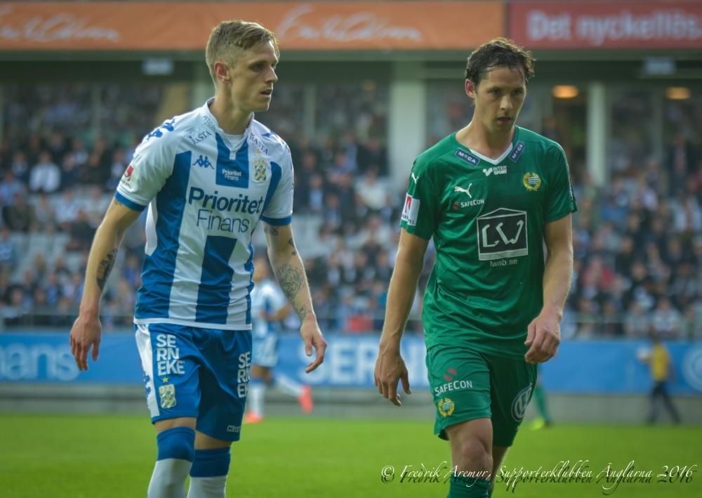 Fredrik Aremyr IFK - Hammarby 2016-98